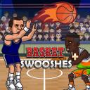 Basket Swooshes - basketball game