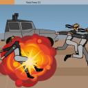 Raid Area 51 (Run like a ninja edition)