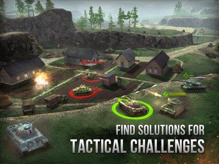 Armor Age: Tank Wars — WW2 Platoon Battle Tactics screenshot 5