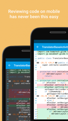 Omnicode - Bitbucket & GitHub Client 1 5 6 Download APK for Android