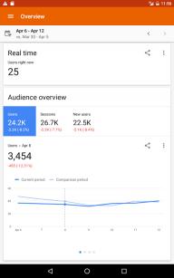 Google Analytics screenshot 5