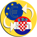 Croatian kuna Euro converter