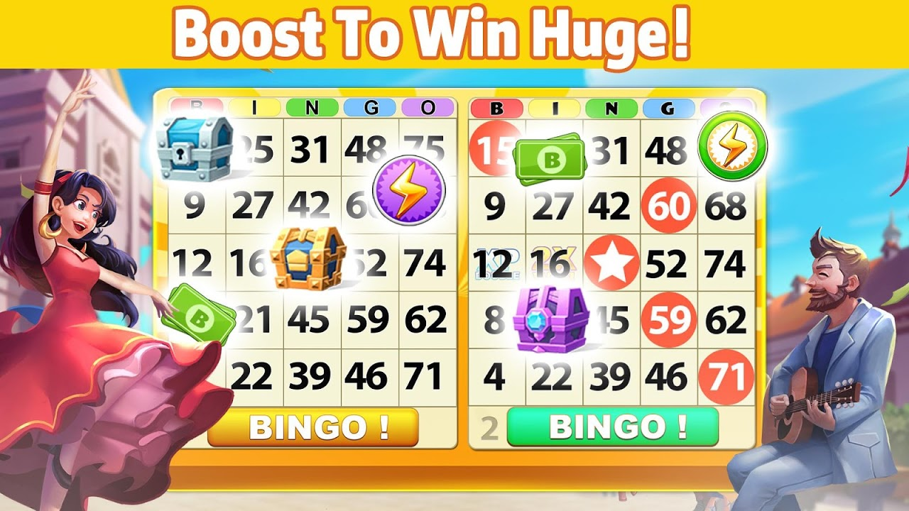 Bingo Scapes - Lucky Bingo Games Free to Play screenshot 2