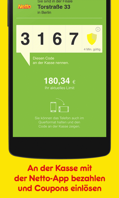 Netto app coupons