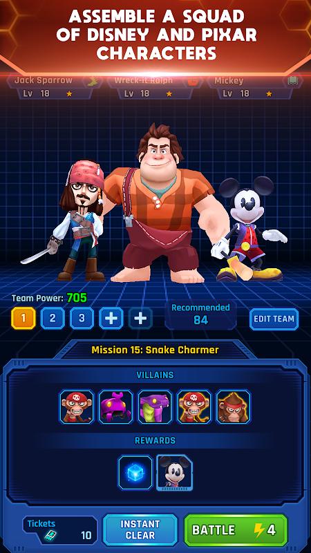 Disney Epic Quest screenshot 5