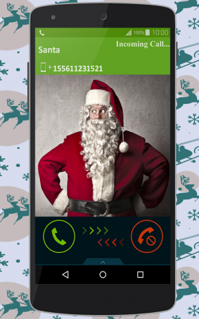it call santa pranks calls 1 0 Download APK for Android