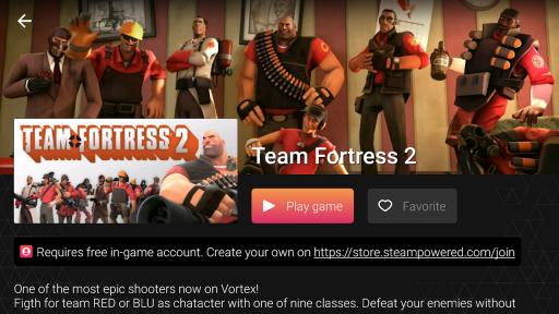Vortex Cloud Gaming screenshot 6