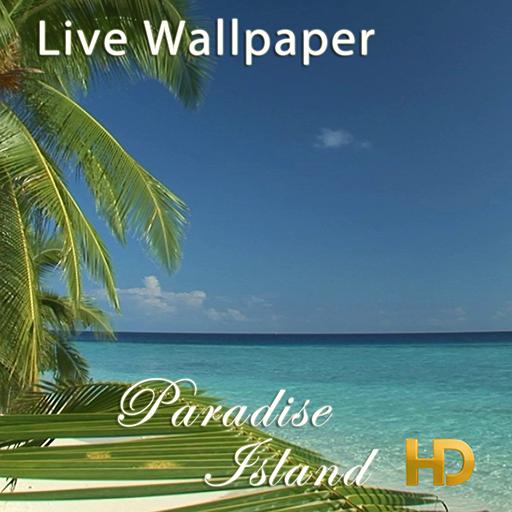 Paradise Island HD LWP