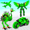 Flying Ostrich Air Jet Robot Car Game