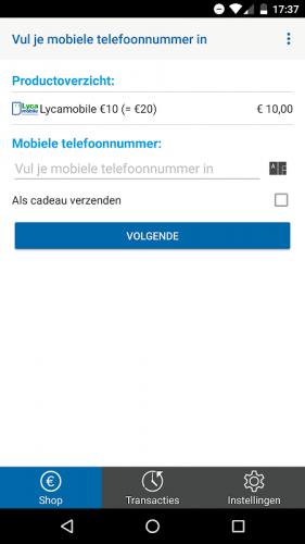 lycamobile telefonnummer