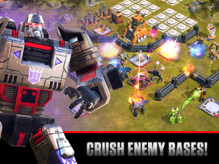 TRANSFORMERS: Earth Wars screenshot 6