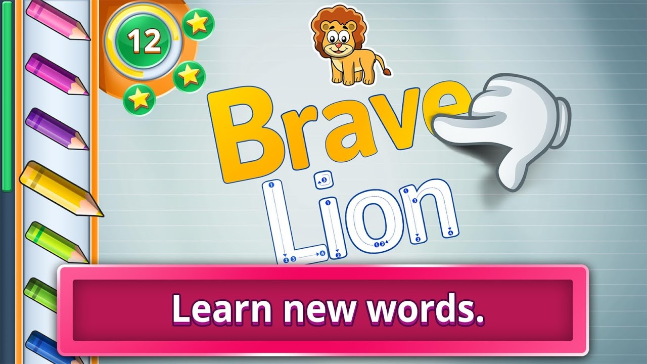 ABC & 123 - Learn letters and numbers for kids screenshot 2