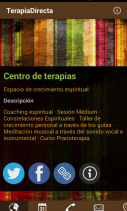 Captura de pantalla TerapiaDirecta APK