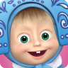 Talking Masha: Toddler Games Icon