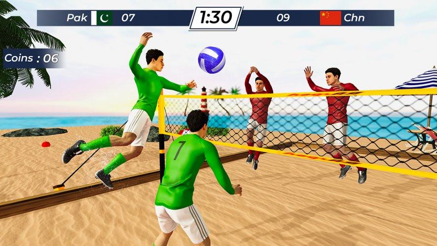 Volleyball 2021 - Offline Sports Games screenshot 3