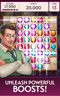 Mystery Match – Puzzle Adventure Match 3 screenshot 2