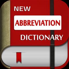 Advanced Abbreviations Dictionary Offline Icon