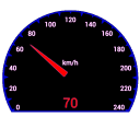 Simple GPS Speedometer Free