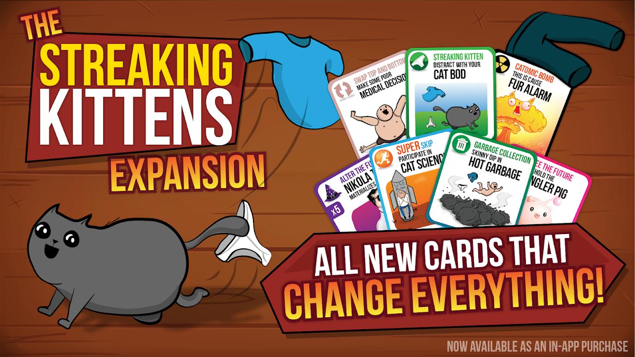 Exploding Kittens® - Official screenshot 2