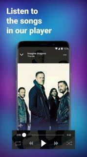 Zaycev.net music screenshot 3