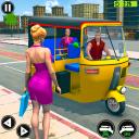Off Road Tuk Tuk Auto Rickshaw