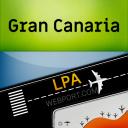 Gran Canaria Airport (LPA) Info + Flight Tracker