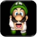 Luigis Mansion 2D