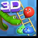 뱀과 사다리 3D 배틀