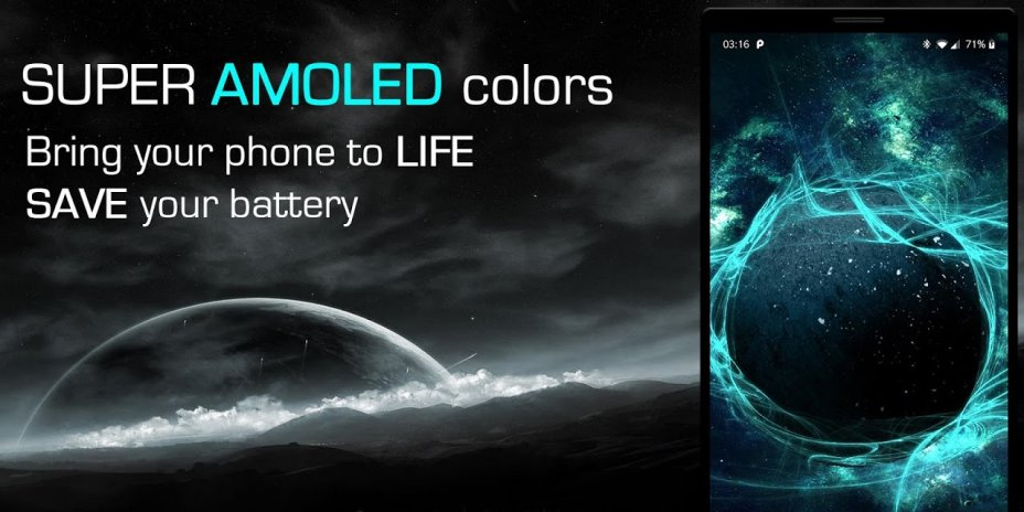 Live Wallpapers 3d Animated Amoled 4d Backgrounds 158 Download Apk