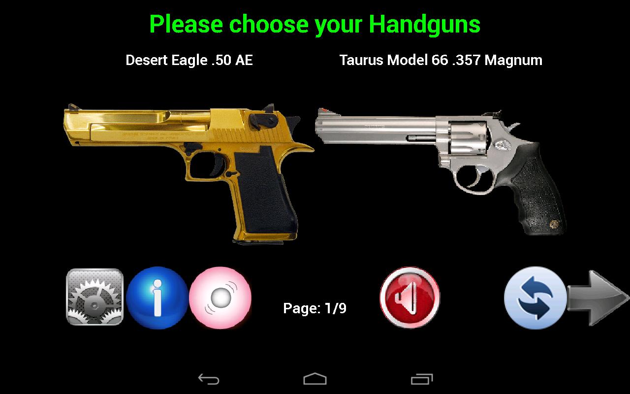 Guns screenshot 1