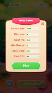 Thirty One - 31 Card Game screenshot 3