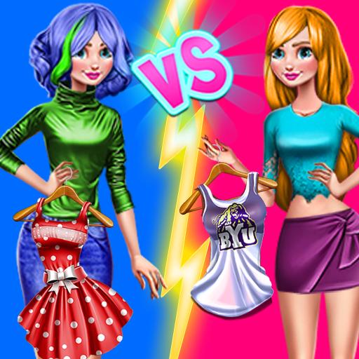 Dress up fashion battle