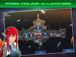 Pixel Starships™ : Hyperspace Screen