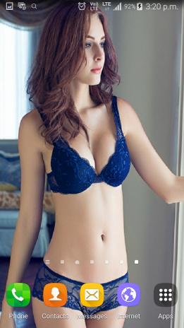 Sexy Model Girls Wallpaper Screenshot 4