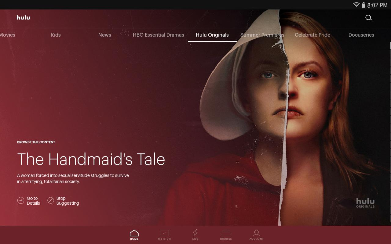 Hulu: Stream TV, Movies & more screenshot 2