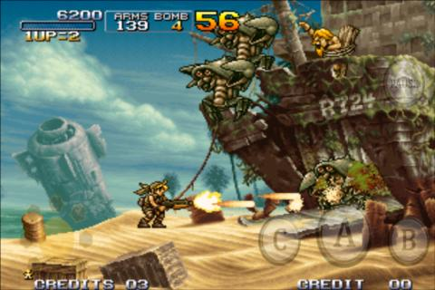 METAL SLUG 3 screenshot 1