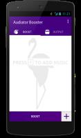 MP3 VOLUME BOOST GAIN LOUD Screen