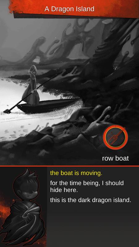 Dragão escuro screenshot 2