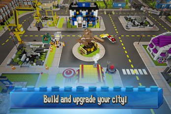 KRE-O CityVille Invasion (обновлено v 1.1.182) (Mod Money) 1