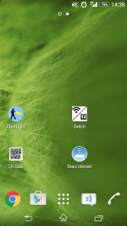 Wifi/Mobile Data Switch screenshot 2