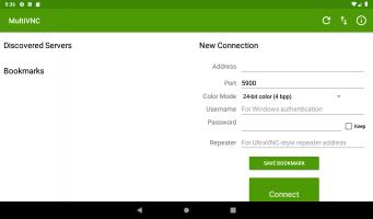 MultiVNC Screen