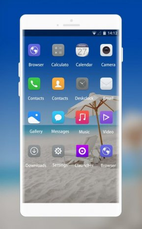 Vivo V5 Itheme Apk Download