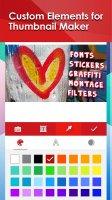 Thumbnail Maker for YT Videos Screen