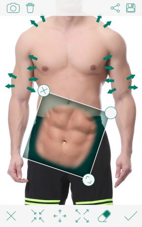 Músculos Abdominales Six Pack 1.0.v7a Descargar APK para Android ...