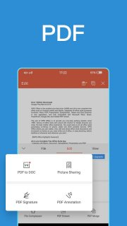 WPS Office + PDF 11 7 3 Download APK for Android - Aptoide