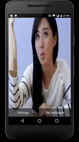 Video Live Wallpaper Pro 3