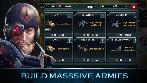War of Nations: PvP Domination screenshot 12