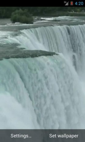 Niagara Falls Live Wallpaper 3 0 Download Apk For Android