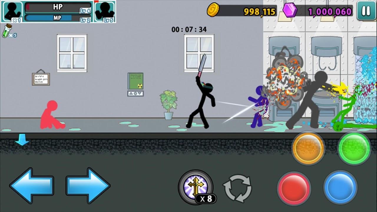 AngerOfStick5 screenshot 2