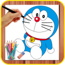 Learn to Draw Doraemon